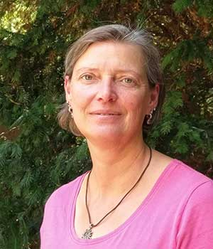 Webdesignerin Dorothea Benner